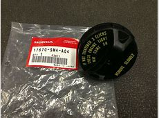 Genuine OEM Honda / Acura Fuel Filler Gas Cap   eBay