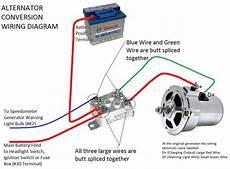 alternator conversion instructions voltage regulator vw parts vw beetles