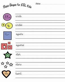 shape worksheet esl 1342 esl free shapes worksheets hubpages