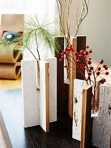 Rustikale Vase Selber Machen Ideen Weihnachtsgeschenk