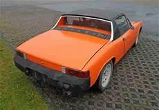 porsche 914 4 2 0l cabrio us import oldtimer porsche