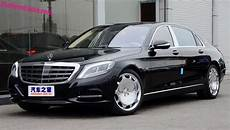 mercedes maybach lands in china with s600 s400 models