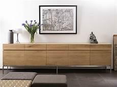 Oak Ligna Solid Wood Sideboard By Ethnicraft