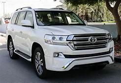 2018 Toyota Land Cruiser Hybrid  Full Size Luxury SUV