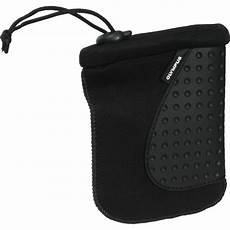 Neoprene Portable Photo Protective Pouch by Olympus Compact Neoprene Pouch Black 202547 B H Photo