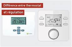 thermostat d ambiance sans fil viessmann difference entre thermostat et regulation haute