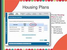 fafsa housing plans fafsa housing plans in 2020 how to plan fafsa how are