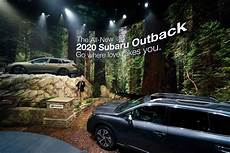 subaru launches new 2020 outback at new york auto show