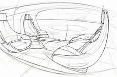 voiture du futur dessin auto mercedes imagine un habitacle ultra design assurance