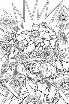 Malvorlagen Comic Dave Johnson Batman Colouring Book Batman Coloring
