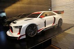 2011 Audi Quattro Concept Rally  Top Speed