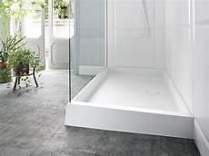 piatto doccia in corian warp piatto doccia by rexa design design carlo dal bianco