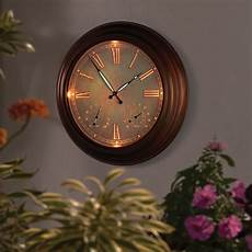 adding elegance to your room using lighted digital wall clock warisan lighting