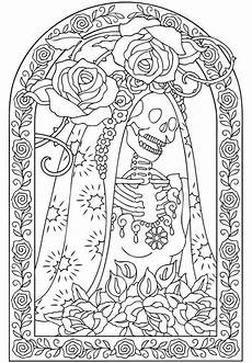 day of the dead coloring pages enjoy coloring abstract coloring pages pinterest coloring