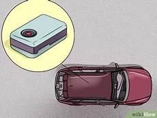 einen versteckten peilsender an einem auto finden wikihow