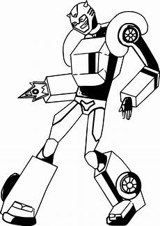 bumblebee transformer coloring page wecoloringpage