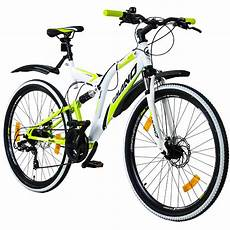 mtb mountain bike 26 inches fully galano volt ds boys