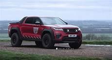 a range rover velar truck would humble merc s x