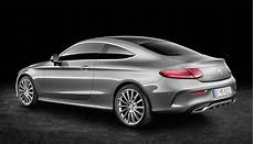 Official 2017 Mercedes C Class Coupe