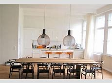 Dining Table Lighting, A Crucial Complementary Feature In