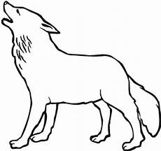 Malvorlagen Wolf Print Wolf Coloring Pages Theme