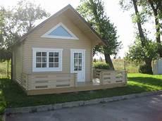maison 20m2 sans permis maison bois 20m2 avec mezzanine ventana