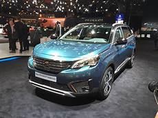 Peugeot 5008 2017 Deux Visages Pour Le Grand Suv 224 7