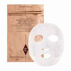 tilbury instant magic dry sheet mask single sachet feelunique