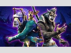 The Cool New Skins Of Fortnite Season 6: Dire Werewolf