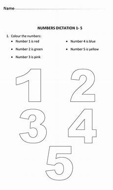 printable letter worksheets for 4 year olds 23820 numbers dictation for 3 and 4 years numberworksheet learning worksheets 3 year