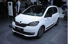 2017 Skoda Citigo Facelift Unveiled Autocar