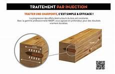 traitement du bois de charpente injecteur charpente et mur prix unitaire ou au