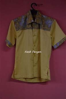 nash fesyen baju batik