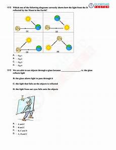 science worksheets cbse grade 6 12159 cbse class 6 sle paper on light as a pdf worksheet with images science worksheets