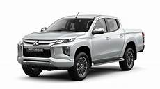 2019 mitsubishi l200 triton goes official with bold design