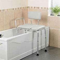 banc de baignoire homecraft padded bath transfer bench sports supports