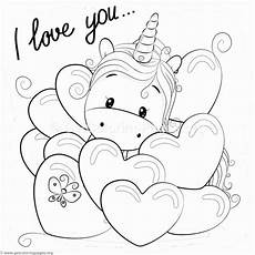Disney Malvorlagen Unicorn Coloring Pages Of Baby Unicorns Beautiful Valentines