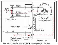 Windshield Wiper Switch 72 Triumph Spitfire Page 2