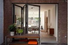 Kitchen Door To Garden by Convert A Galley Kitchen With Bifold Doors Reynaers At Home