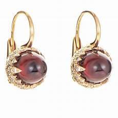pomellato ebay pomellato chimera 18k gold garnet earrings
