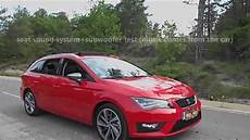 Seat St Fr 1 8 Tsi Dsg Review Of Panoramic Sunroof
