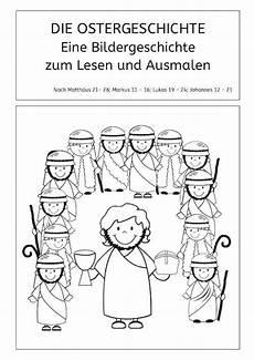 Ausmalbilder Ostern Religion Ostergeschichte Zum Lesen Und Ausmalen Ostergeschichte