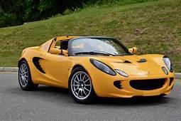 Cars  2005 Lotus Elise 2dr Convertible Yellow