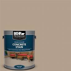 paint color washed khaki behr premium 1 gal pfc 33 washed khaki solid color flat interior exterior concrete stain 80001