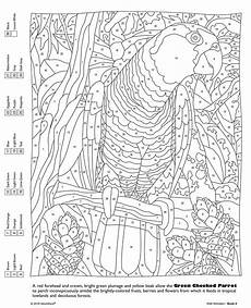 color by number coloring pages 18048 mindware color by number coloring book school specialty marketplace