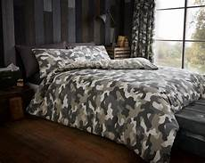 army camouflage camo military duvet quilt cover bedding linen pillowcase