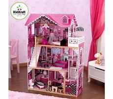 maison de poupéé en bois pas cher kidkraft 65093 maison de poupee amelia jouets pas cher