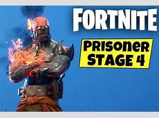 Fortnite How To Level Up The Prisoner Skin   Fortnite