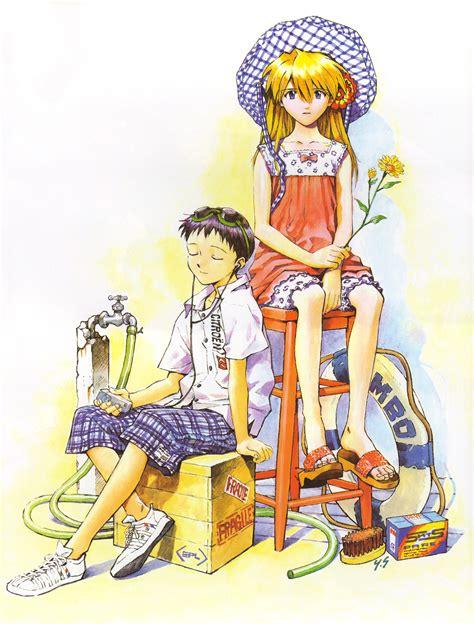 Evangelion Hikari