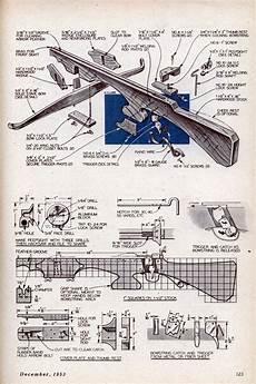 crossbow plans build a hunter s crossbow modern mechanix page 3